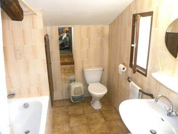 Appt ZENITH : La salle de bain