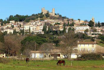 Le village médiéval de GRIMAUD