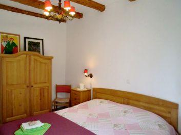 Apart MariLavanda, la chambre Romantika
