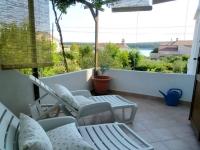 Apart MariLavanda, la terrasse Romantika