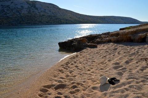 Apart MariLavanda, une plage sauvage de Barbat