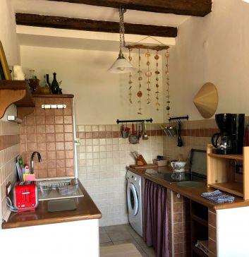 Apart MariLavanda, la cuisine