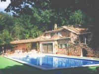 Villetta près de la piscine