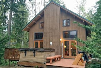 Mt. Baker Lodging - Cabin 44