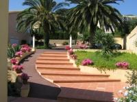 Escalier ds fleures