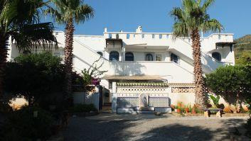 La façade, un style unique adapté aux chaleurs méditerranéennes