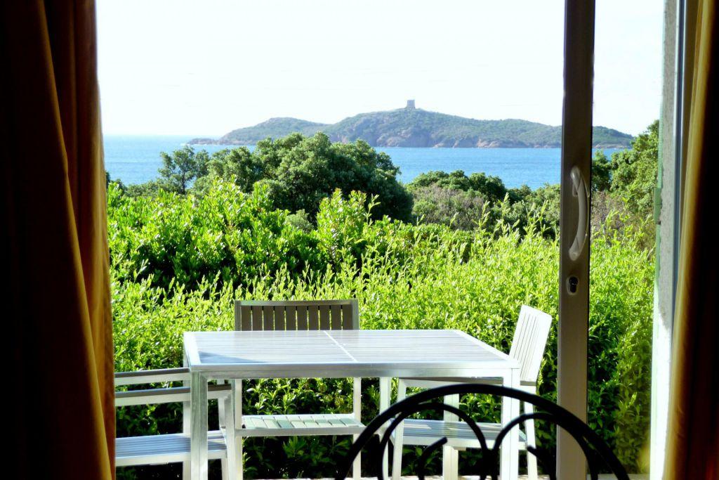 Villas mini villas et studios 200m de la plage de - Bagno la villa pinarella ...