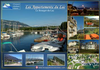Brochure générale des Appartements du Lac