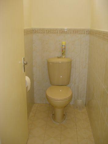 Toilette ( rez-de-chaussée ).