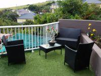 terrasse meublè vanille