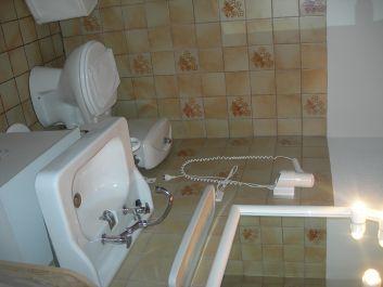 1 des 11 salles d'eau avec wc