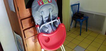 La chaise de BB