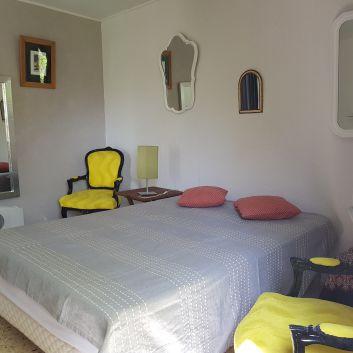 Une des deux chambres