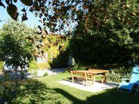 Salon de jardin pour le gîte Le Relais