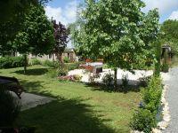 Le jardin du gîte Le Relais