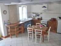 Un cuisine spacieuse pour 3 personnes