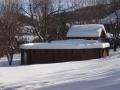 La piscine en hiver