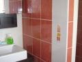salle d' eau entre les 2 chambres