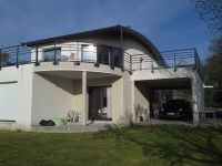 la maison vue de chez l'ostreiculteuri