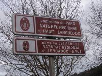 Commune du Parc régional du Haut Languedoc