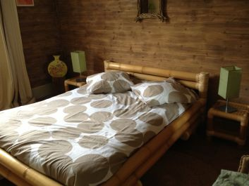 Chambre Bambou - Maison