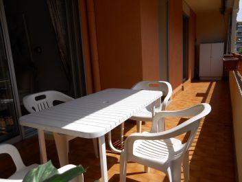 Belle terrasse accessible depuis toutes les pièces