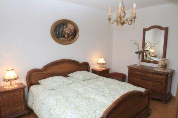 Chambre 2 lits accolés