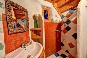 le baobab salle de bain