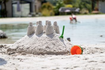 Laguna Lodge Résidence château de sable