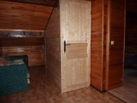 NIVEAU des chambres (à l'étage) et le 2ème WC