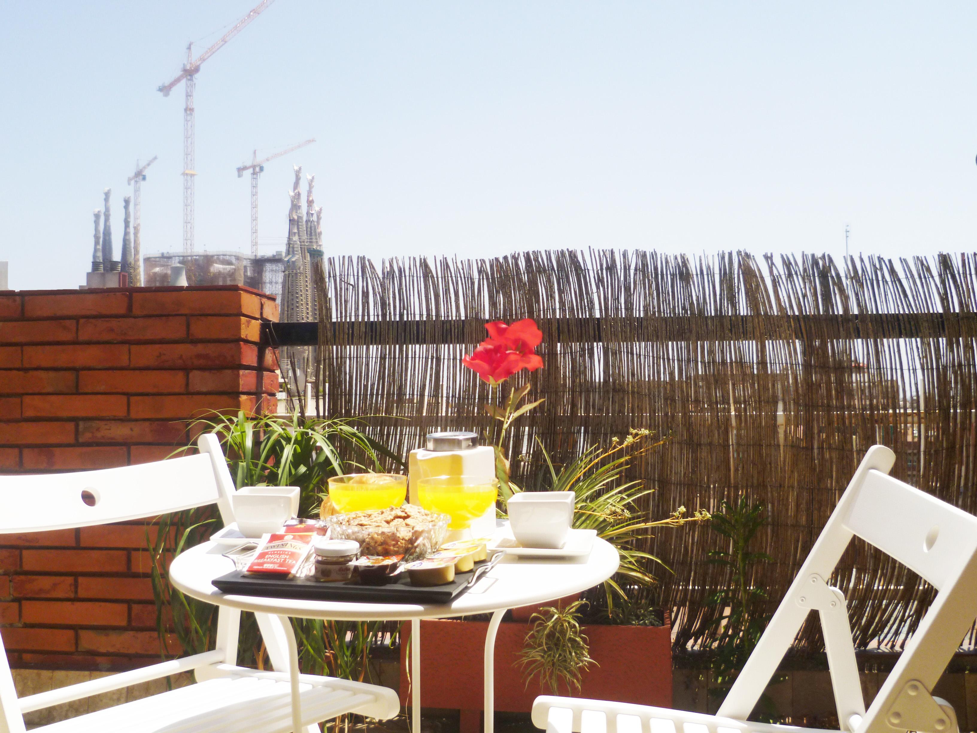 Terrace SagradaFamilia B&B Chambre d h´tes pour 2 personnes