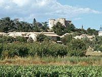 village et son chateau