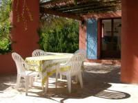 la terrasse les lavandes