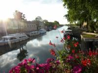 Au bord du Canal du Midi