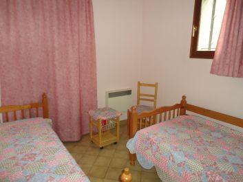 Chambre lits 90 au printemps