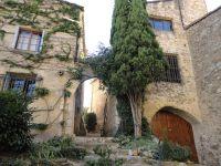 Ruelle du Vieux village