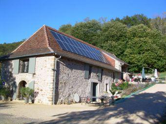 la Papetie Brivezac Corrèze vallée de la Dordogne