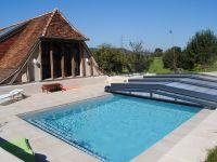 la piscine Brivezac Corrèze vallée de la Dordogne