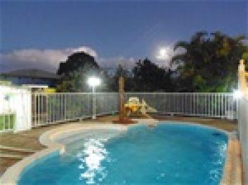 la piscine au clair de la lune