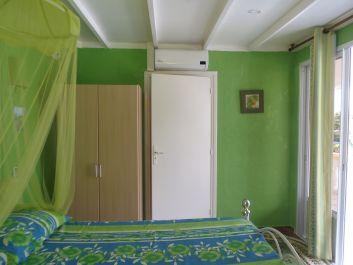 la chambre Iguane climatisée