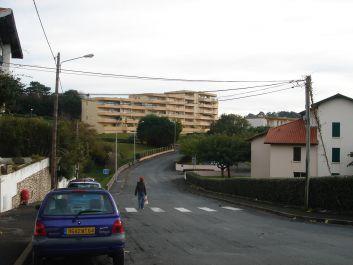 Vue résidence