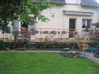 Le jardin de la maison