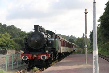 La vapeur du Trieux (Pontrieux/Paimpol)