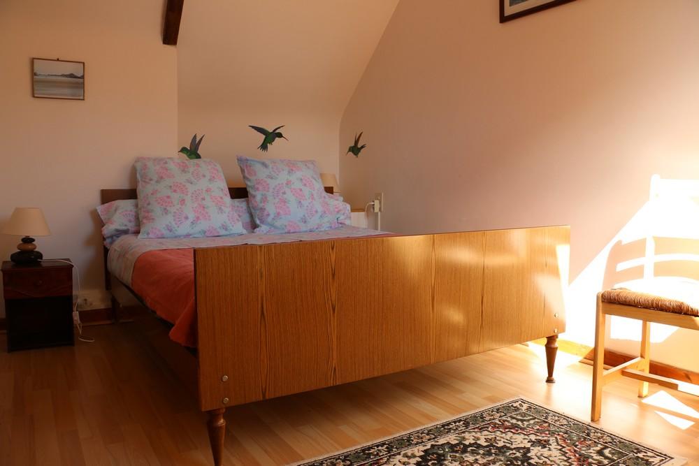 chambre 1 lit de 2 personnes