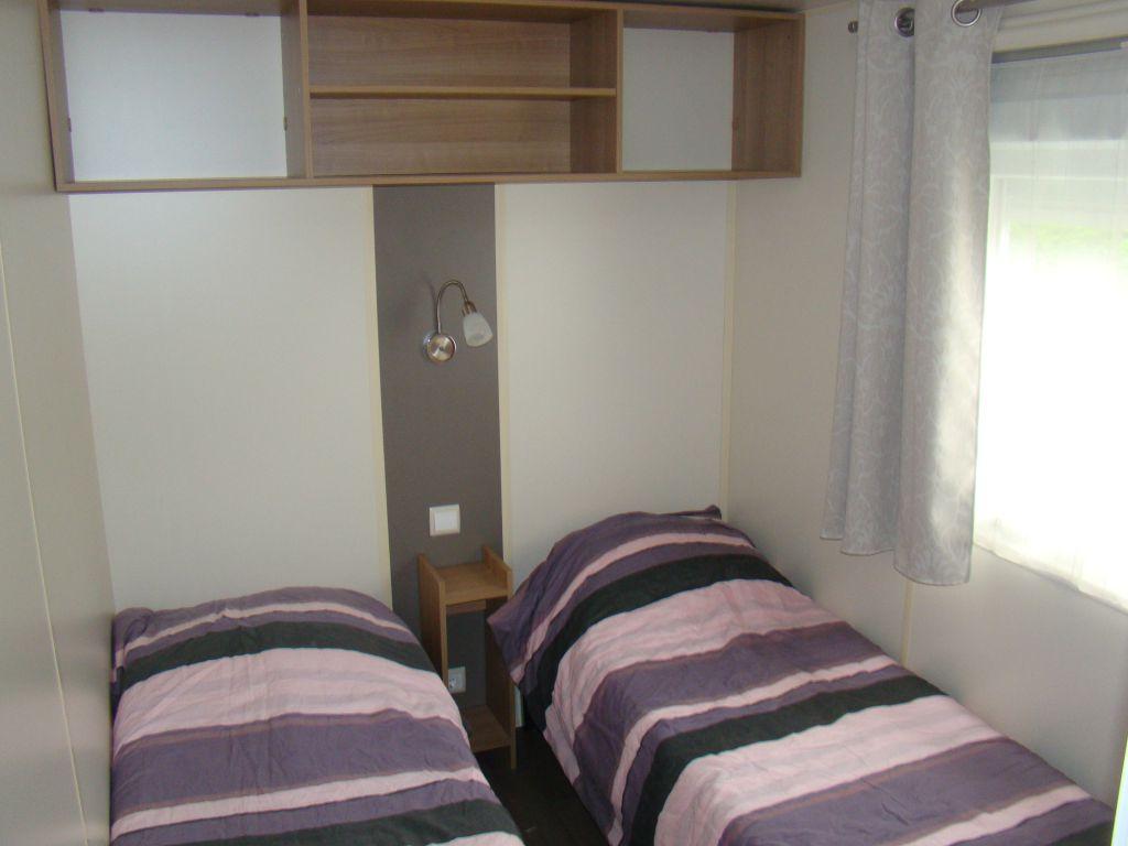 Camping siblu les charmettes mobilhome rapidhome bora for Accessoire pour chambre