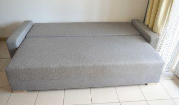 Canapé convertible en un lit confortable pour 2 pers
