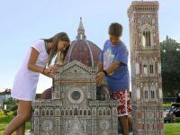Le parc divertissement : Italia in Miniatura
