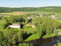 Le château de notre village.