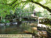 Balade au bord de la rivière: Le Cousin, à Avallon .(17km)