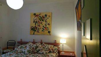 chambre à trois lits